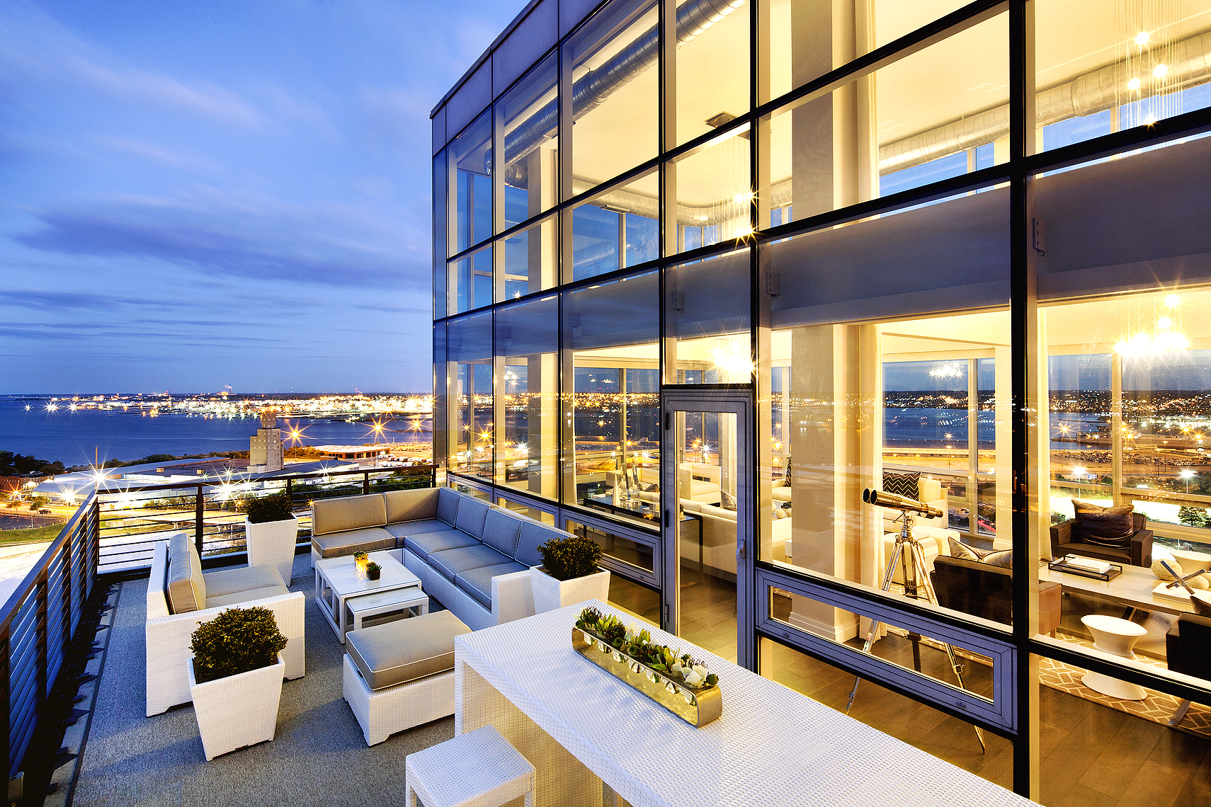 Penthouse - shot for Turner Development
